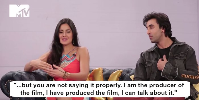 Katrina Kaif Ranbir Kapoor interview