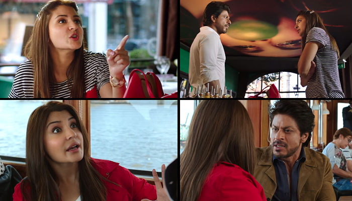 Jab Harry Met Sejal mini trail 3, Shah Rukh Khan, Anushka Sharma