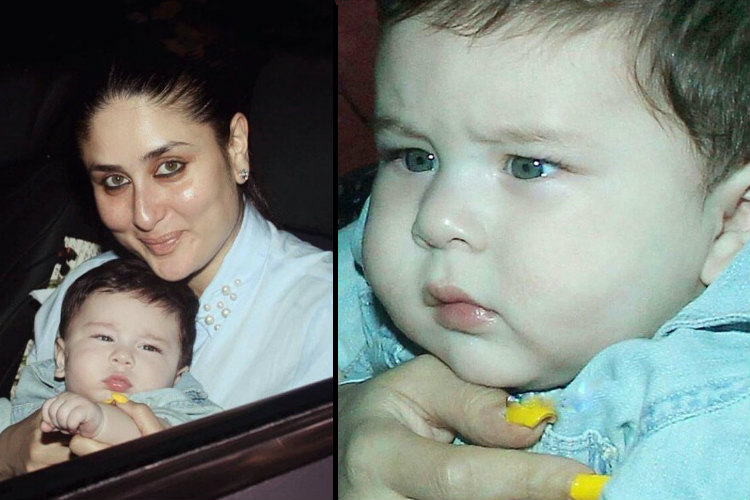 5 statements by Kareena Kapoor Khan about son Taimur that ...