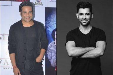 Krushna Abhishek and Sunil Grover