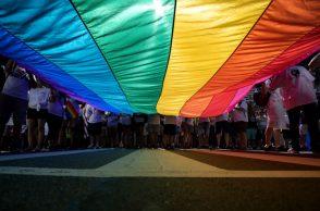 LGBT, Pride Parade, LGBT Flag