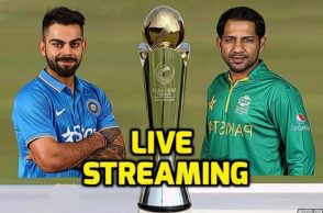 India vs Pakistan, ICC Champions Trophy 2017 final
