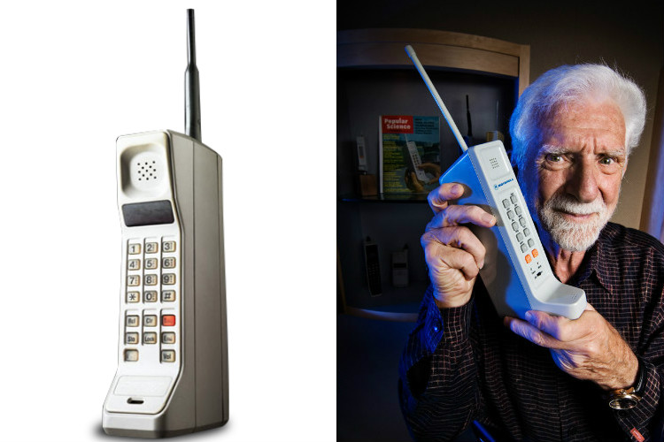 Do you know when first mobile phone call was made?