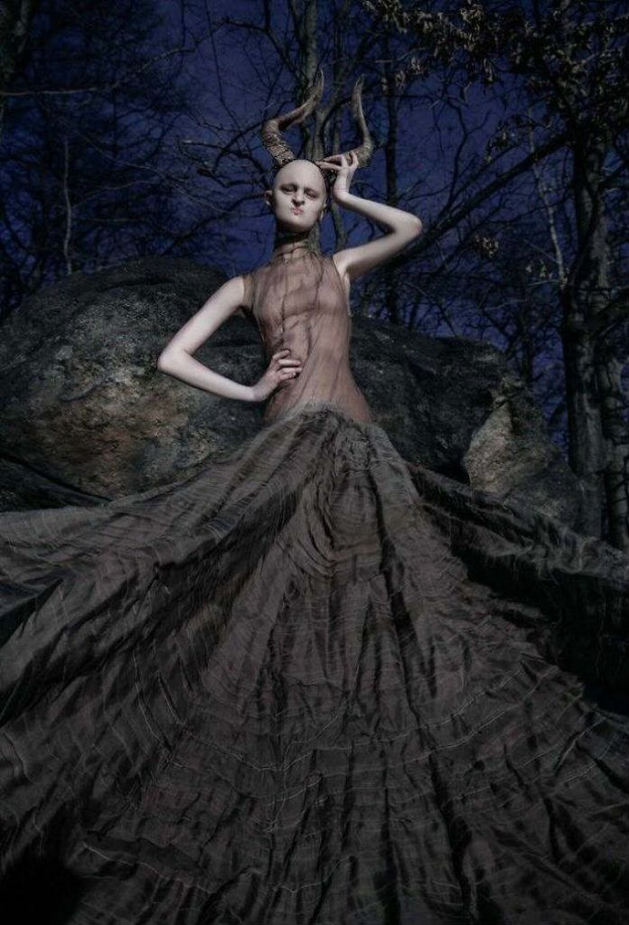 Melanie Gaydos, Model with rare disorder