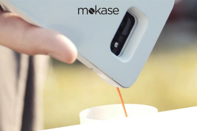 Mokase, smartphone case