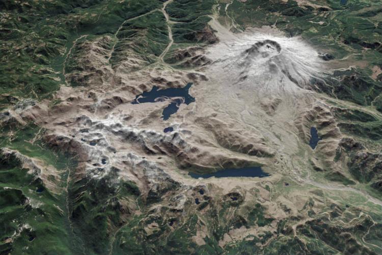 volcano, nasa