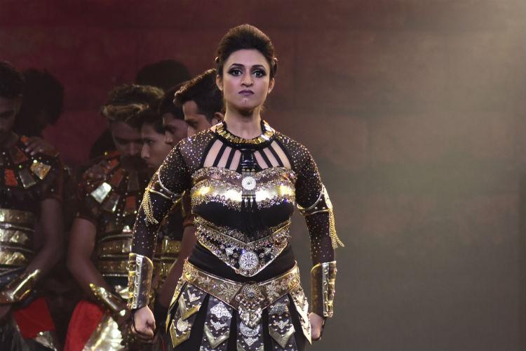 Divyanka Tripathi, Nach Baliye 8