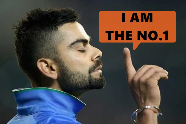 Kumble's high praise for Kohli at MindRocks 2015