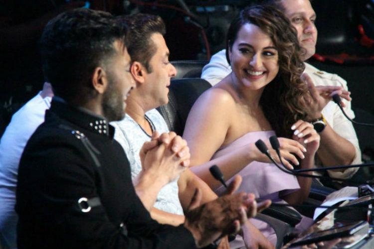 Sonakshi Sinha reminisces Dabangg days when Salman Khan appeared on Nach Baliye