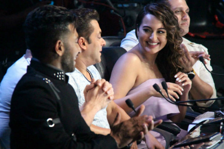 Nach Baliye 8: When Salman Khan MOCKED his own dancing skills!