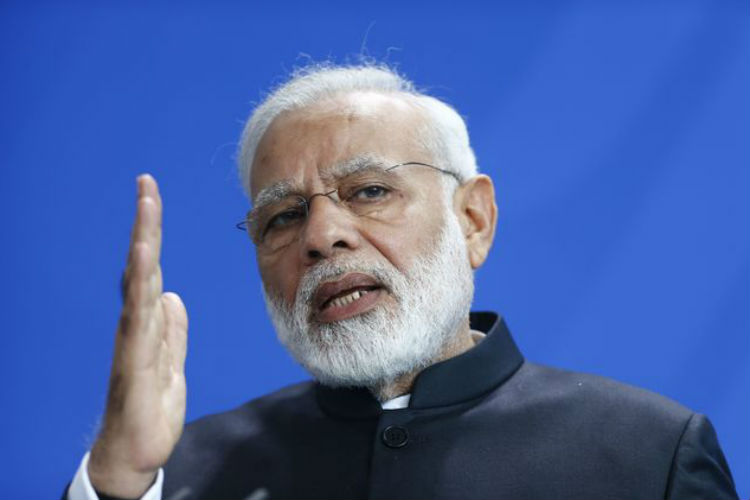 File photo of Narendra Modi