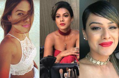 Nia Sharma Lipstick looks, Nia Sharma fashion