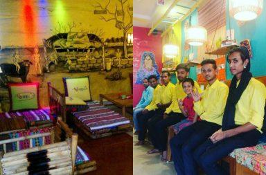 Nukkad Cafe In Chhattisgarh