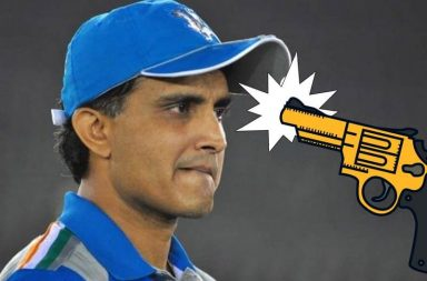When Sourav Ganguly was held at gun point in London during his 1st England tour