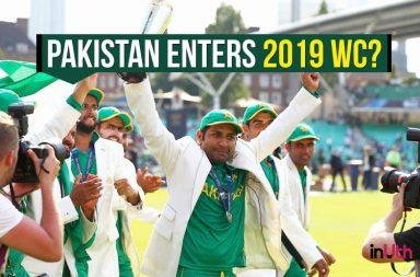 Pakistan Lifts Champions Trophy