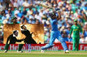 Hardik Pandya, ICC Champions Trophy 2017 final, India vs Pakistan, Twitter reactions, troll