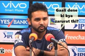 Parthiv Patel, Twitter, Abuse