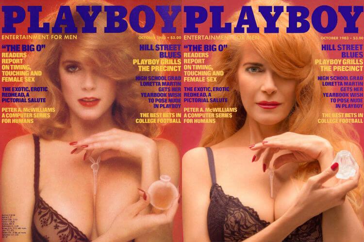 Playboy, Playmate, CHARLOTTE KEMP
