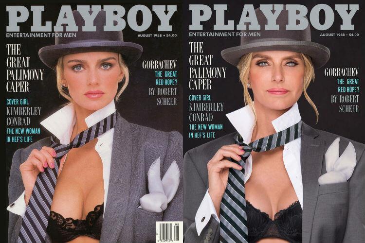 Playboy, Playmate, KIMBERLEY CONRAD HEFNER