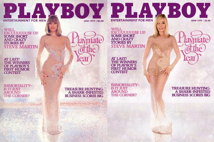 Playboy, Playmate, MONIQUE ST PIERRE