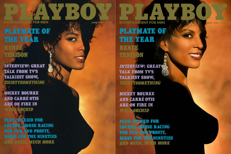 Playboy, Playmate, RENEE TENISON