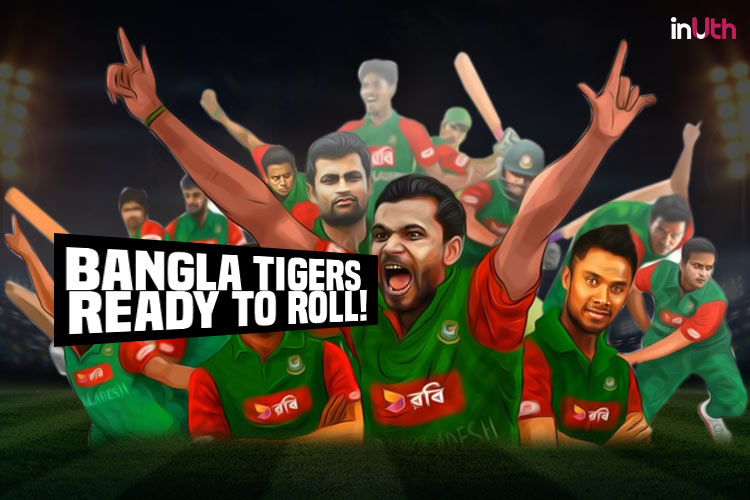 ICC Champions Trophy 2017: England BEWARE! Here's why Bangladesh has the ability to beat you athome