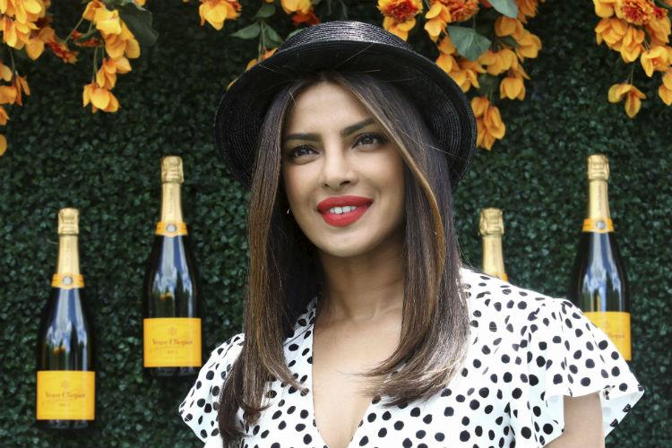 Priyanka Chopra, Veuve Clicquot Polo Classic