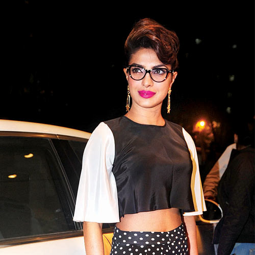 Priyanka Chopra In Specs