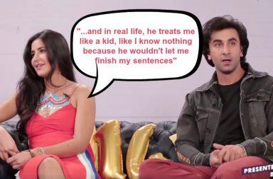 Ranbir Kapoor Katrina Kaif, Ranbir Katrina interview, Jagga Jasoos, Ranbir mansplaining
