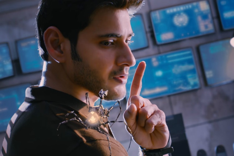 Spyder First Look Teaser Talk