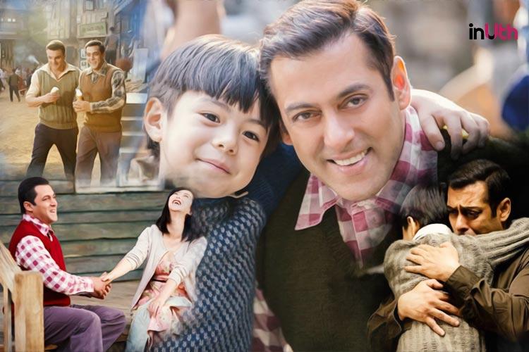 Salman Khan in Tubelight