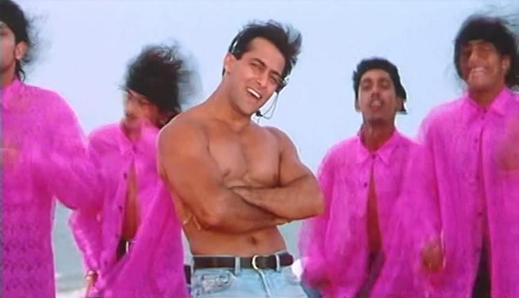 Salman Khan jab pyaar kiya toh darna kya