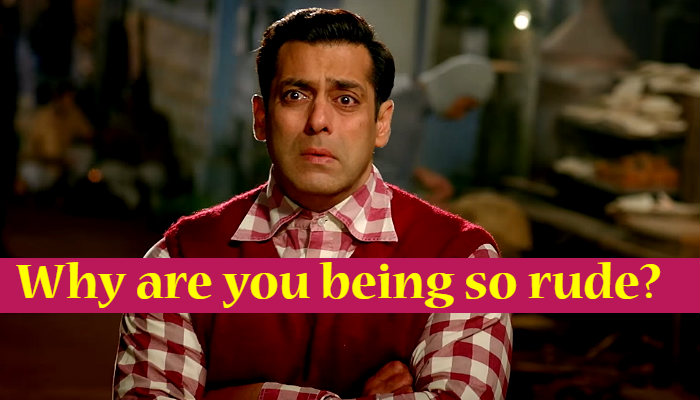 Salman Khan, Tubelight, Opinion