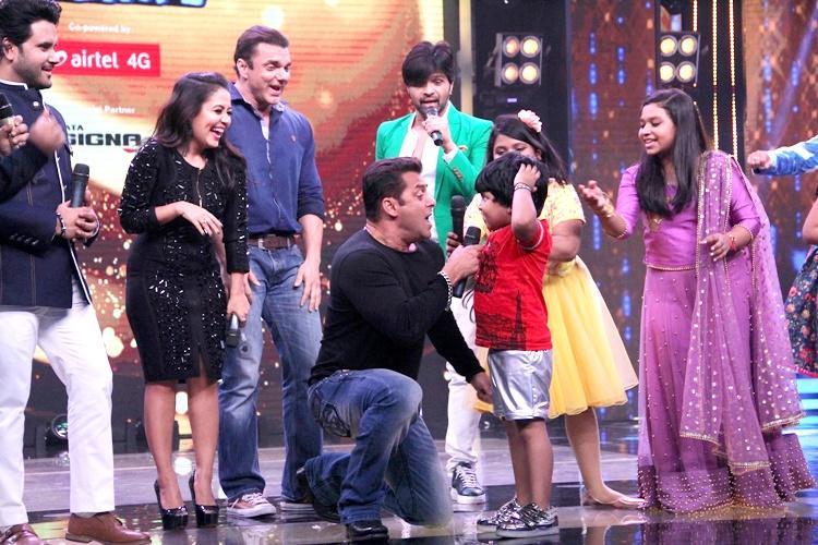 Salman Khan, Sohail Khan (Courtesy: IANS)