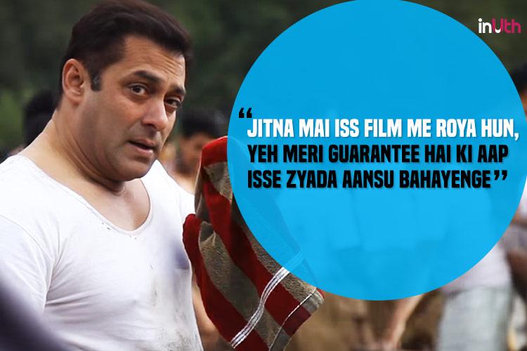 Salman Khan in Tubelight, Salman Khan Tubelight