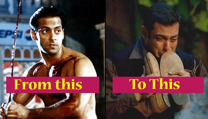 Salman Khan in Suryavanshi, Salman Khan in Tubelight