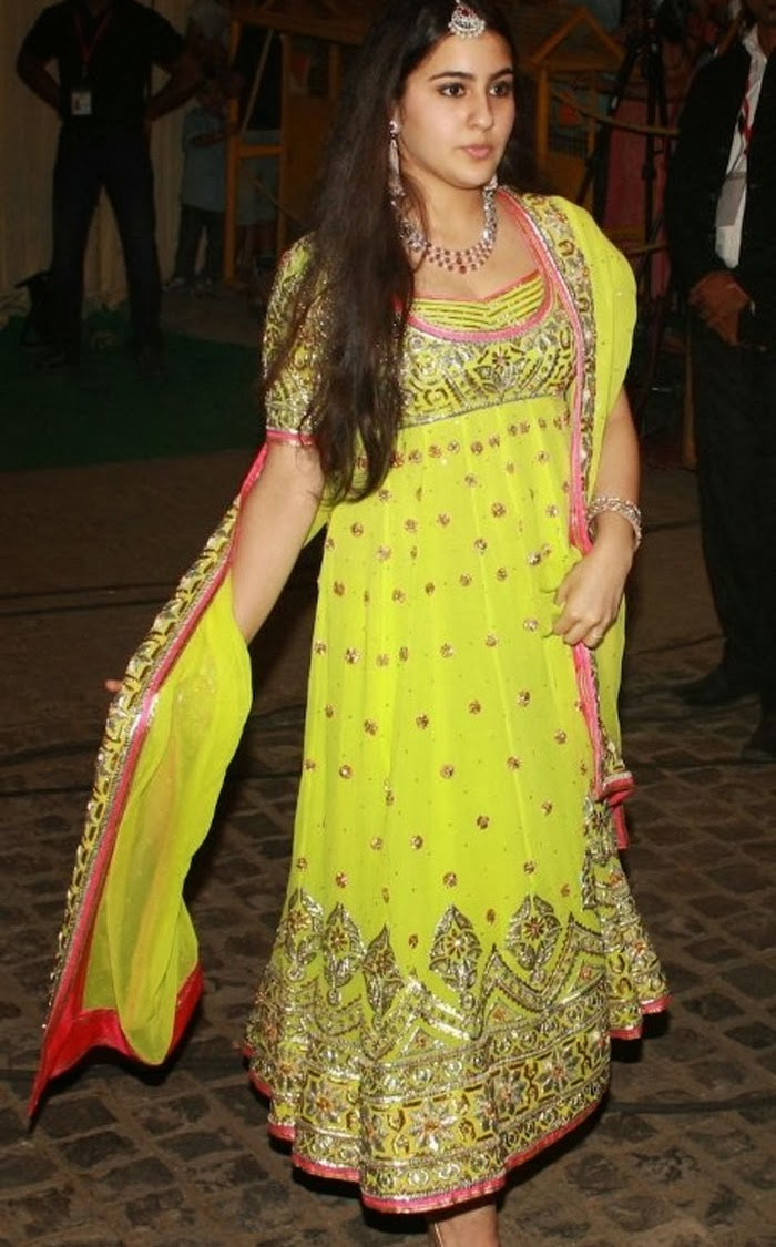 Sara Ali Khan (Courtesy: PTI)