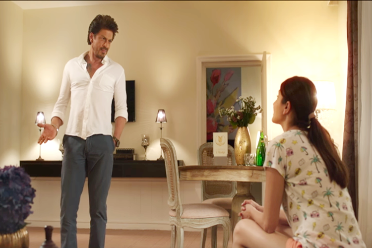 Shah Rukh Khan and Anushka Sharma in mini trail of Jab Harry Met Sejal