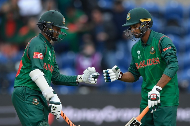 New Zealand vs Bangladesh, ICC Champions Trophy 2017: Shakib Al Hasan-Mahumudullah duo stun Kiwis, win by 5 wickets