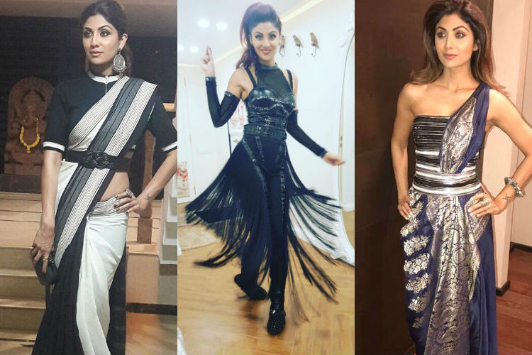 Shilpa Shetty Birthday special: 5 innovative and quirky dresses that ...