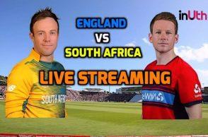 England vs South Africa Live Streaming, AB de Villiers, Eoin Morgan