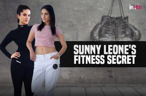 Sunny Leone's workout regime