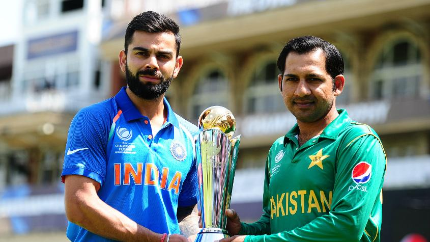 Pakistan beat India by 180 runs to win ICC CT 2017 finals