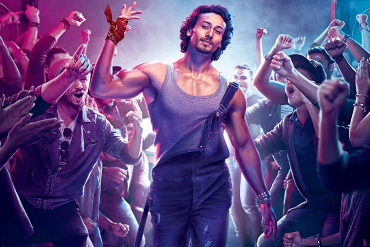 Tiger Shroff as Michael Jackson