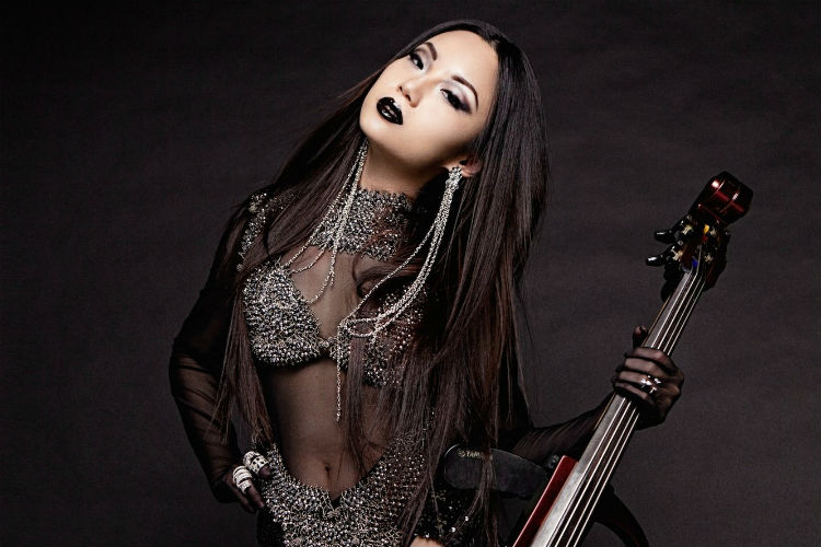 Tina Guo, Wonder Woman