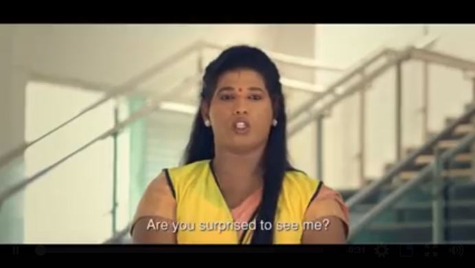 Kochi Metro Rail, Transgender workers, Kerala Information Facebook video