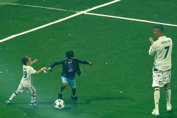 Cristiano Ronaldo strikes twice in Real Madrid's 4-1 Champions League win