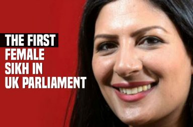 Preet Gill becomes first Sikh female MP in UK parliament