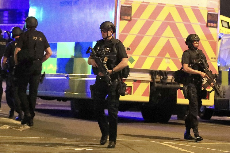 New search underway near home of London Bridge attackers