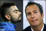 Virat Kohli, Michael Vaughan, ICC Champions Trophy 2017 XI